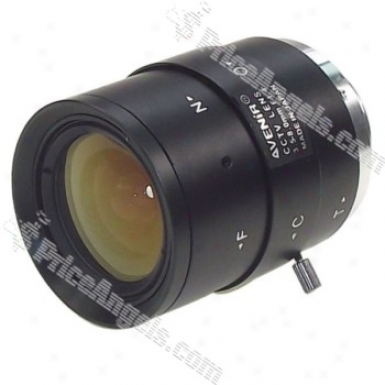 1/3-inch Manually Operated Iris Varifocal Cctv Lens-cw0358-a(3.5-8mm Cs F/1.4)