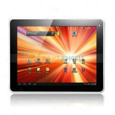 16gb Android 4.0 Boxchip A10 1.2ghz 9.7-inch Capacitive Touch Hide Tablet Pc Wih Wifi/camera(silver)