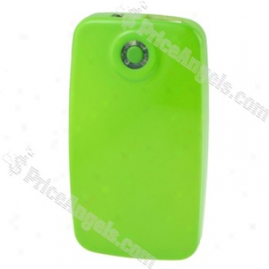 2000 Mah Portable Mobile Power Charger Toward Mobile Phone(green)
