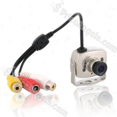 20 Security Camera Surveillance Spy Monitorring Camera In the opinion of 6 Leds(silver)