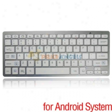 2.4ghz Mini Wireless Bluetooth Keyboard For Adroid Order