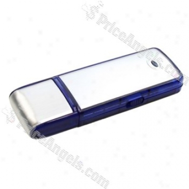 2gb Usb2.0 Flash Drive With Voice Record Function