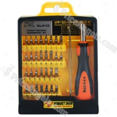 32 In 1 Precision Screwdriver Set Electric Tools