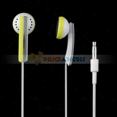 3.5mm Plug Stereo Earphone/earpiece For Mp3/cell Phone/computer