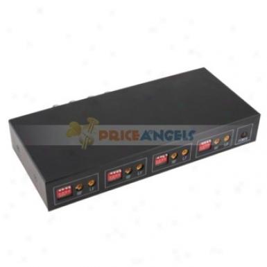 4 Channel Actvie Utp Utp-104ar Video Receiver