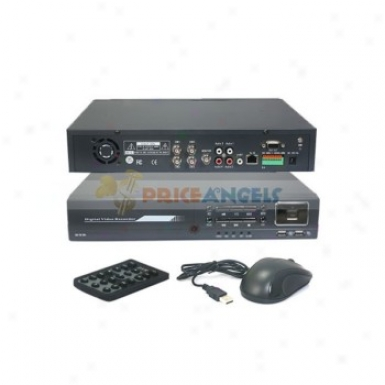 4 Channel Real-time Standalone Network Dvr H.264 Cctv Superintendence Dvr Digital Video Recorder