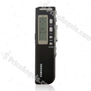 4-in-1 Digital Voice Recordwr And Mp3 Player With Usb Port (2gb)
