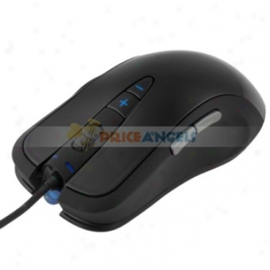 4-mode Adjustable Dpi Usb 2.0 Optical Gaming Scroll Wheel Mouse/mice For Laptop/pc(black)