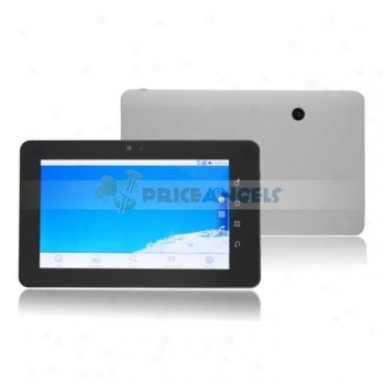 4gb Android 2.2 800mhz Cpu 7-inch Capacitive Touch Screen Tablet Pc With 3g Phone Bluetooth Performance