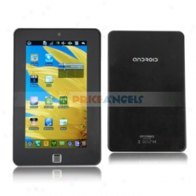 4gb Android 2.2 Via 8650 800mhz Cpu 7-inch Touch Screen Tablet Pc Laptop With Phone Law of derivation