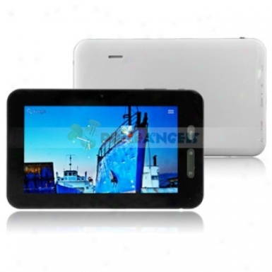 4gb Android 4.0.3 1.2ghz 7-inch Capacitive Screen Tablet Pc With Camera G-sensor