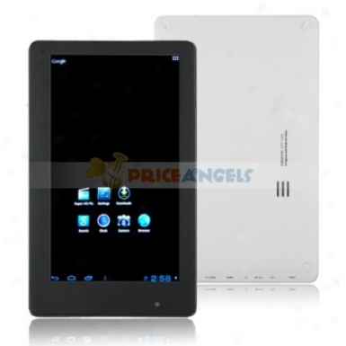 4gb Android 4.0.3 A10 7-inch Capacitive Touch Protection Tablet Pc With Wifi/camera(white)