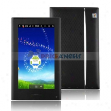4gb Android 4.0.3 Boxchip A10 1.5ghz 7-inch Capacitive Tablet Pc With Wifi/3g/sim Card Slot(black)