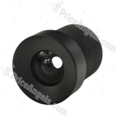 6.0mm Ir-aa Monofocal Fixed Iris Board Lens For Cctv Cameras