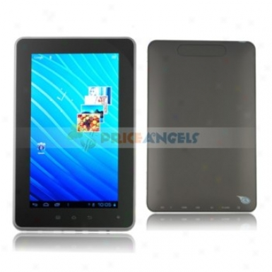 7-inch Capacitive Touch Screen Androie 2.2 Arm A10 1.5ghz Cpu Tablet Pc Laptop With Camera/wifi(grey)