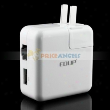 802.11n Usb Wireless Wlan 150mbps Mini Business Portable Router ForL aptop Pad Smart Phones(white)