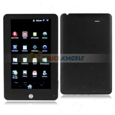 8803 4gb Android 2.3 Cortex-a8/1.2g Mhz 7-inch Capacitive Lcd Touch Screen Tablet Pc Laptop With Wifi Camera(black)