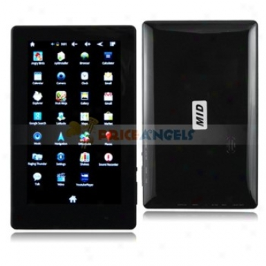 901 7-inch Resistance Screen Android 2.3 2gb Tablet Pc Laptop With Wi-fi/gps(black)