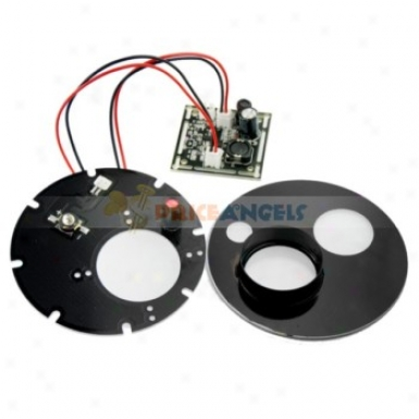 90mm 1-led Security Camera Ir Infrared Illuminator Board Plate