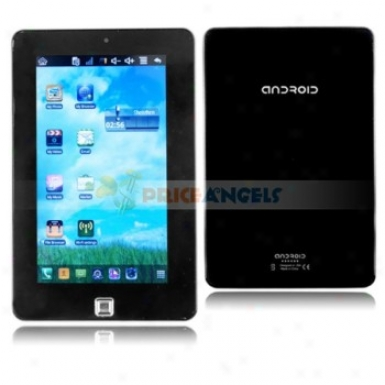 A702 4gb Via Wm8650 80Omhz Anxroid 2.2 7-inch Touch Screen Tablet Pc Laptop With Wifi Dialing Function
