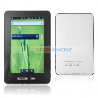 A710 4gb A10 Arm Cortex-a8 1.2ghz Android 2.3 Capacitive Touch Screen Tablet Pc Laptop With Camera Wifi