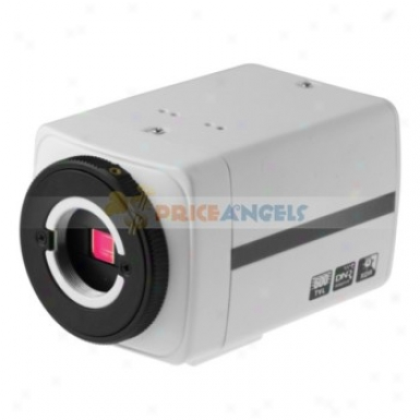 Ad-206 600 Tv Lineage Osd Sony Ccd Pal Cctv Camera
