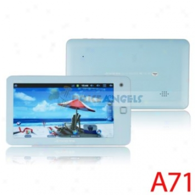 Ampe A71 8gb Android 2.3.4 1.5ghz Cpu 7-inch Touch Screen Tablet Pc(bblue)
