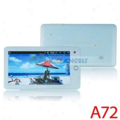 Ampe A72 8gb Android 2.3.4 1.5ghz Cpu 7-inch Capacitive Touch Screen Tablet Pc(blue)