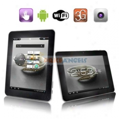 Ampe A85 8gb Android 4.0.3 1.5ghz 8-inch Capaciyive Touch Screen Tablet Pc By the side of G-sensor/wifi (black)