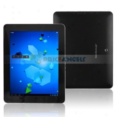 Ampe A90 9.7-inch Capacitive Touch Screen 8g Android 4.0 Tablet Pc Laptop With Camera/wifi/3g Card(lback)