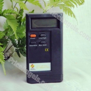 At-15 Lcd Display 2-mode Electromagnetic Field Tester Electronic Radiation Tester