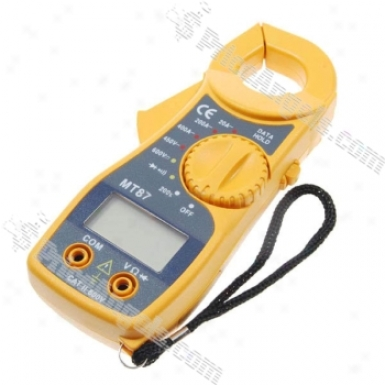 Auto Range Digital Clamp Multimeter