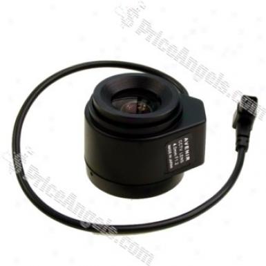 Avenir Ccrv Automatic 1/3-inch eLns - Ssg0412nb(4.0mm F/1.2)