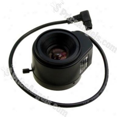 Avenir Cctv Automatic 1/3-inch Lens - Ssg0612nb(6.0mm F/1.2)