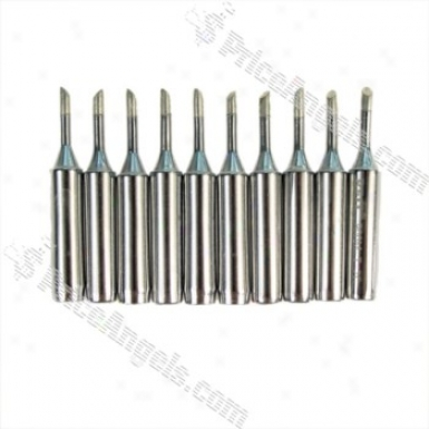 Best 900m-t-2c Lead-free Straight Soldering Iron Tips (10-pack)