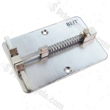 Best Professional Stainless Steel Cell Phone Pcb Stand And Opening Tool (thick)