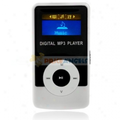 Godn G33 2gb 1.1-inch Screen Stereo Mp3 Player By the side of Speaker(black)