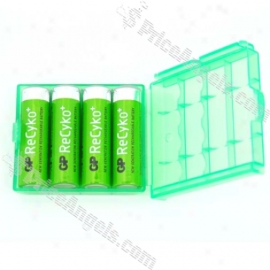 Gp Nimh Aa Recyko 2050mah With Holder??5-pack)