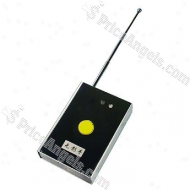 Hidden Camera Wireless Signal And Wifi Detector (100mhz~3ghz)