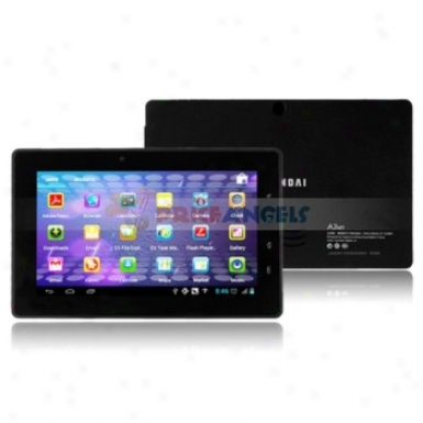 Hyundai A7 Aft 8gb Android 4.0 1ghz 7-inch Capacitive Screen Tabletc Pc Wiith Cam3ra G-sensor