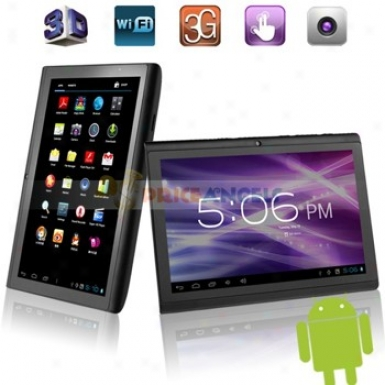 Hyundai A7hd 8gb Android 4.0.3 7-inch Capacitive Screen Tablet Pc With Hdmi Camera