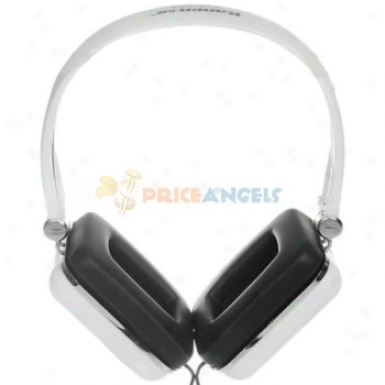 Kanen Km-920 Pc/laptop Stereo Headset With Microphone (3.5mm/1.5m Cable)