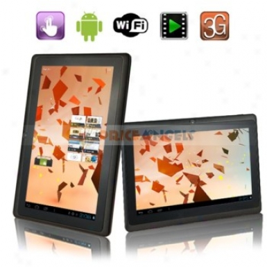 Koyopc Mx11 8gb Android 4.0 1.2ghz 7-inch Capacitive Toucn Screen Tablet Pc With G-sensor/camera (black)