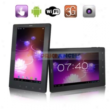 Koyopc Mx71 8gb Android 4.0 1.5ghz 7-inch Capacitive Touch Screen Tablet Pc With 3g Phome/wifi (white)