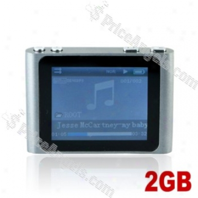 Lovley 1.8-inch Lcd Screen Multifunctionak Mini Digital Mp3 Mp4 Sd Card Media Player In the opinion of Clip-2gb(grey)