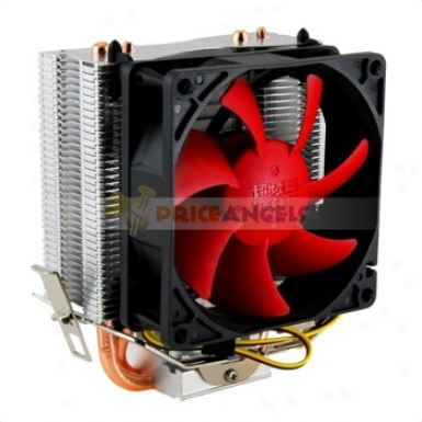 Mino Mute Cpu Heat Sink Mini Cooling Fan Cooler