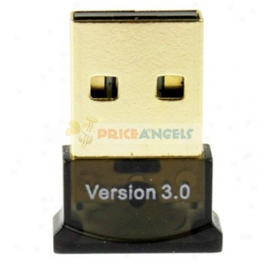 Mini Usb 2.0 Bluetooth Version3.0 Wireless Adapter Support Voice Facts
