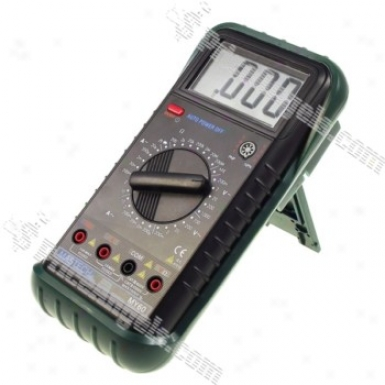My 60 Professional Ac Dc Ohm Volt Avometer