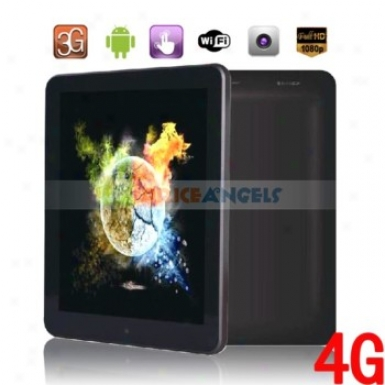 Nextbook P8se 4gb 8-inch Capacitive Touch Screne Android 4.0 Tablet Pc With Hdmi G-sensor Face Detection