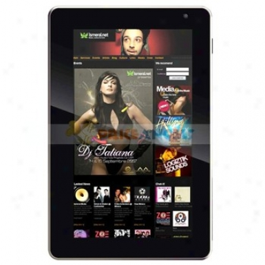 Onda Vi10 8gb Android 2.3 1.5ghz 7-inch Capacitive Tablet Pc With Camera Hdmi(deluxe Edition)